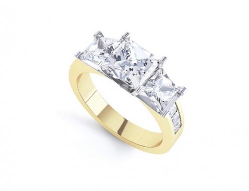My favourite diamond: Princess cut
