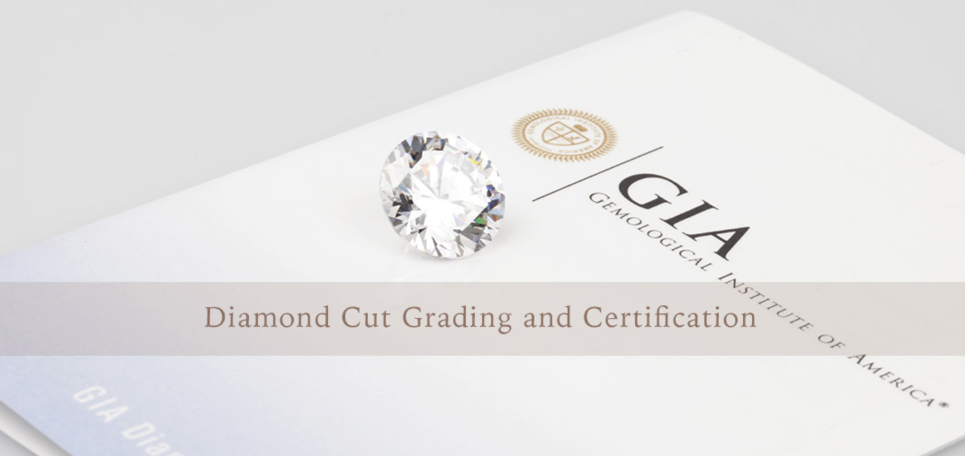 Diamond cut grading and certification