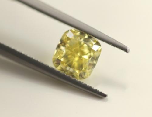 My favourite diamond: Cushion cut