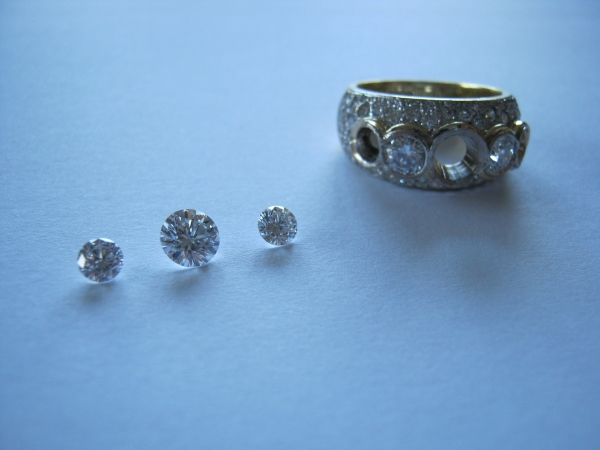 Jewellery Repairs & Remodels